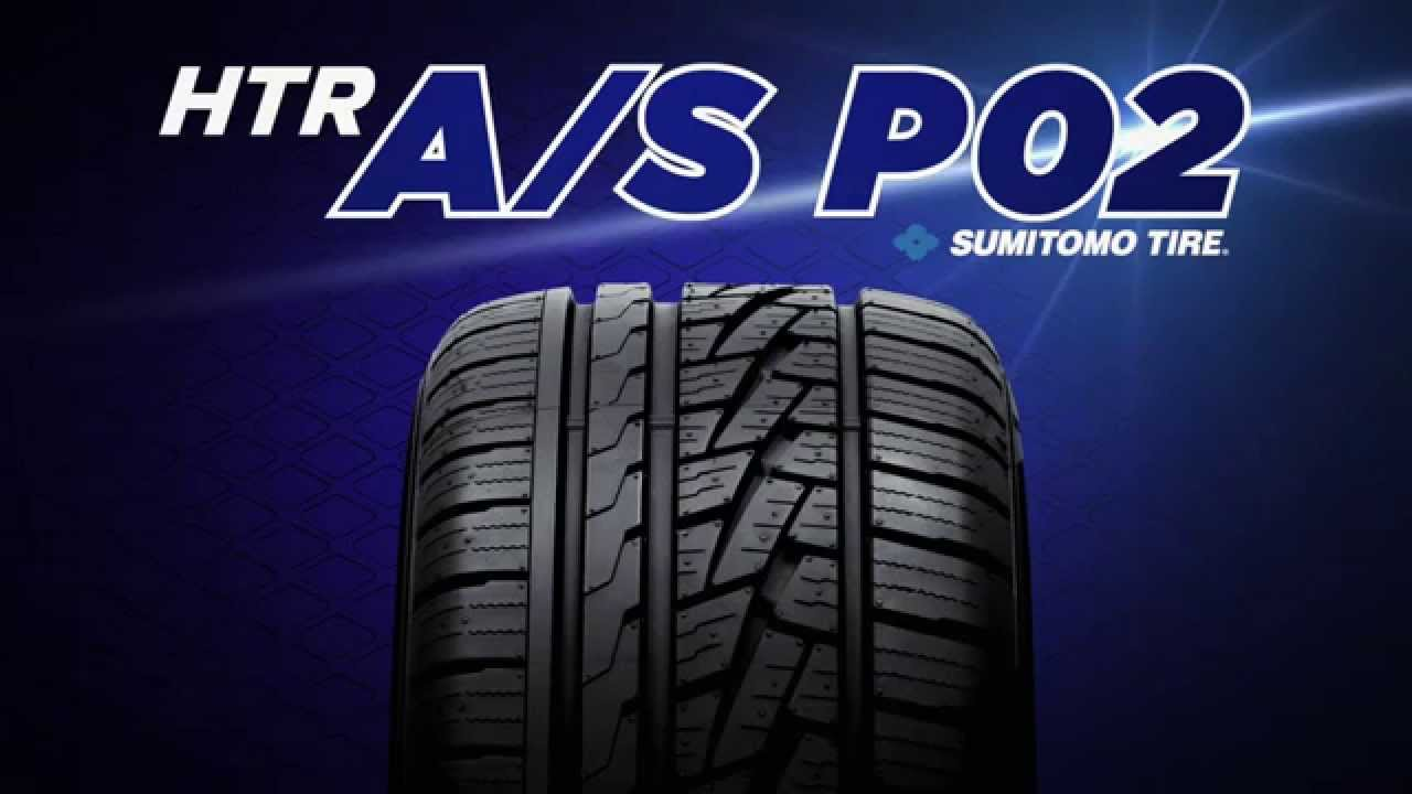 Sumitomo Htr A S P02 Tire Review Youtube