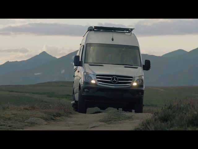 How did I get here? — Winnebago Revel 4X4