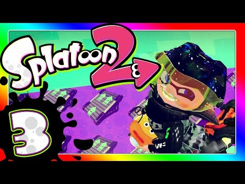 SPLATOON 2 Part 3: Sunshine Feeling am Meer und im Abendrot