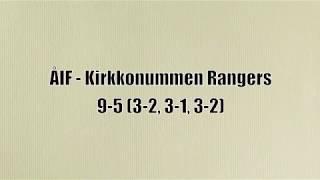 ÅIF-Rangers, valmentajien mietteet 18.1.2019