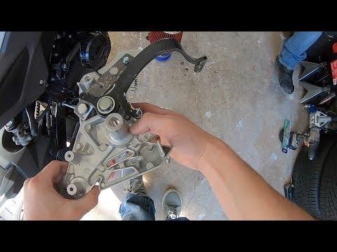 "DIY Grom Rear Set Repair ""NO Welding Required"""