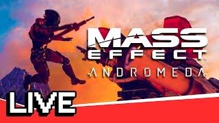 Vídeo - MASS EFFECT: ANDROMEDA – LIVE ESPECIAL