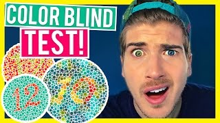 Repeat youtube video AM I COLOR BLIND?