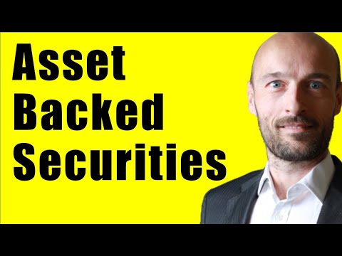 What are Asset Backed Securities?