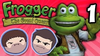 Frogger The Great Quest: Fairy Frog Mother - PART 1 - Grumpcade
