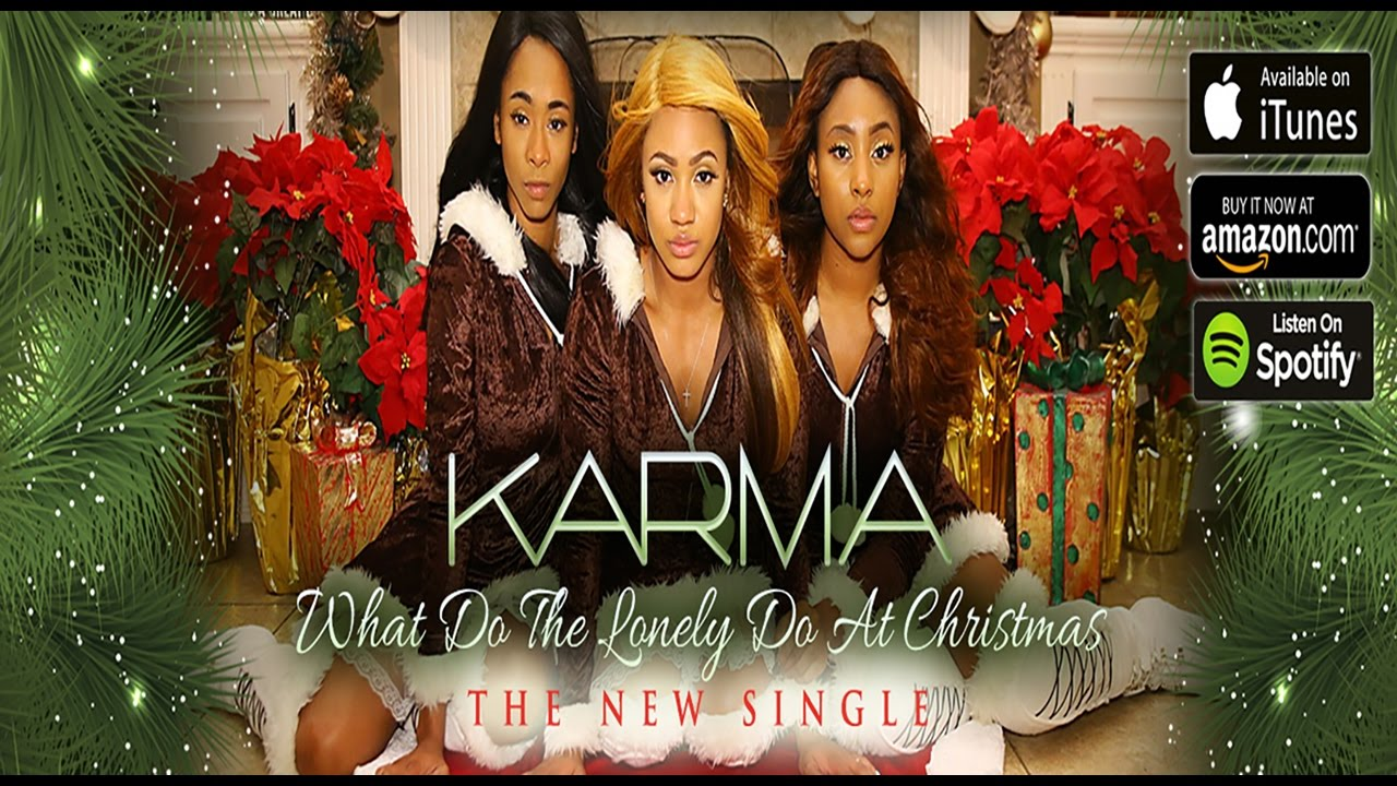 what do the lonely do at christmas karma official lyric video youtube - What Do The Lonely Do At Christmas Lyrics