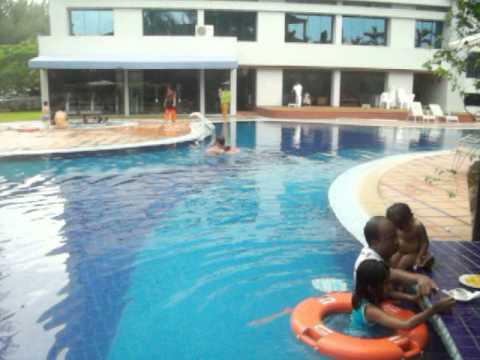 Seagull Hotel Cox 39 S Bazar Swimming Pool Hridita And Adrita Youtube