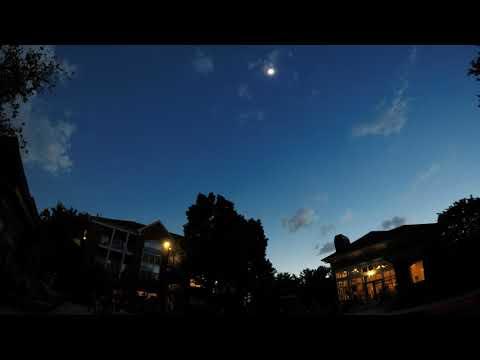 Solar Eclipse 2017 - Nashville, TN (4K)