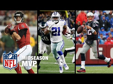 2016 Midseason MVP | 2016 Midseason Awards | DDFP | NFL