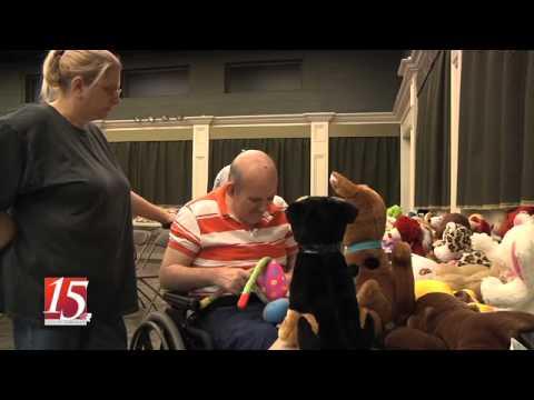 Stuffed Animal Drive for the Michael Dunn Center