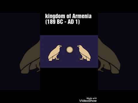 Simple History Of Armenia Flags And Emblems