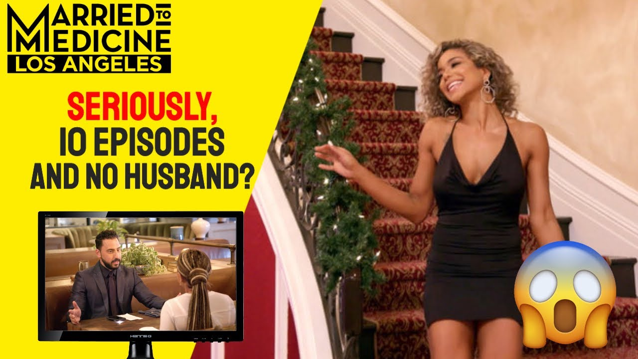 Married To Medicine LA | Season 2, Episode 10 |  Christmas in Beverly Hills