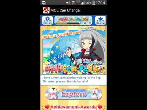 MOE Can Change! ~Me & MyRoid~ Part 1 Exploring Around