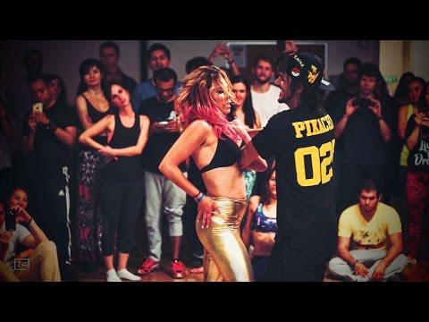 INNA - Diggy Down (feat. Marian Hill) - Kamacho & Debby 2016 NYC Zouk Festival