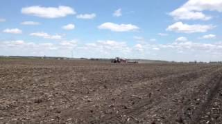 Stewart Farms Horsch Planter Demo
