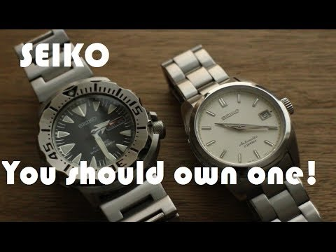 Why Every Watch Collector Should Own a Seiko - Seiko's Great Watches