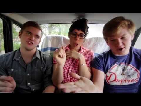 BACKSEAT DRIVING  ft Chris & Doug Brochu episode 3