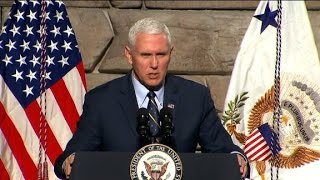 Pence: Congress wasn't ready to end Obamacare