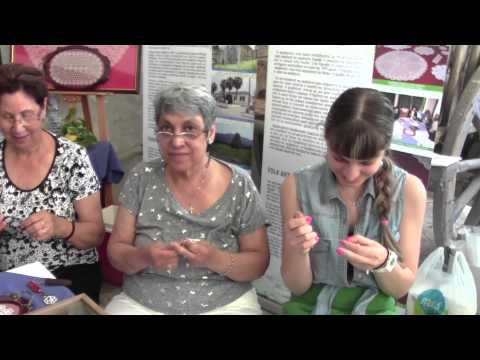 Φερβολιτές - Παραδοσιακό καραβιώτικο κέντημα