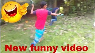 Best Bangla Funny Video Compilation 2018_Funny Video Clip_Try not to laugh_By Bengali funny tv