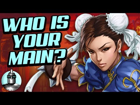 What Your STREET FIGHTER Main Says about YOU! 🤔 | The Leaderboard