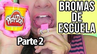 Download BROMAS Para Trollear A Tus Compañeros de Escuela! Natalies Outlet Dos Mp3 and Videos