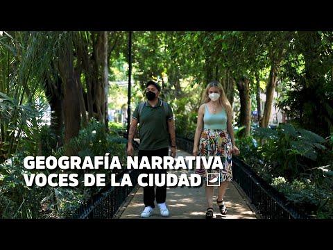 Redescubre la CDMX con el atlas literario #GeografíaNarrativa 🧭🗺📖  | CHILANGO