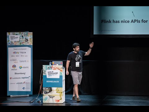 Berlin Buzzwords 18: Kostas Kloudas – Blueprints for common stream processing use cases with Flink on YouTube