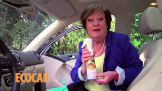 ECOCAR tegen nare geurtjes in de auto