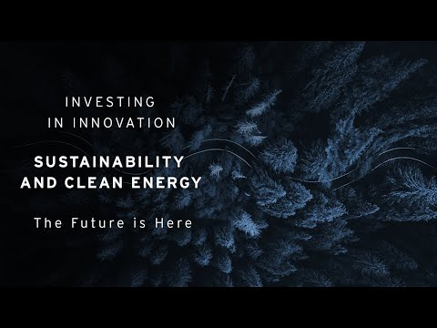 Episode 9: Sustainability and Clean Energy