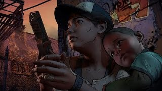 ًصدمة تابعة صدمة !!! The Walking Dead a New Frontier EP2