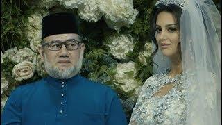 49-летний король Малайзии отрекся от престола после свадьбы с победительницей