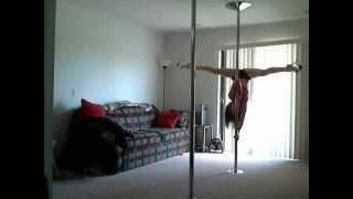 Midwest Pole Dance Competition - Elizabeth Brower - Regional & National Elite Division