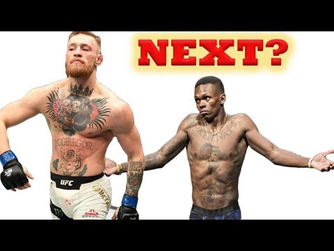 The next Conor McGregor? Israel Adesanya hits Godmode