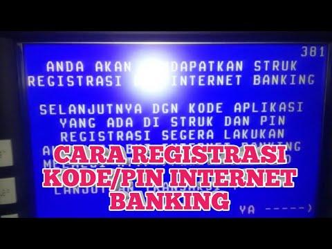 Cara mudah daftar BNI Internet Banking Melalui ATM tanpa harus datang ke Kantor Cabang. Musik oleh :.