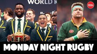 Kobus Wiese and Matt Williams | The Rassie effect and 'massive' impact of Springboks win