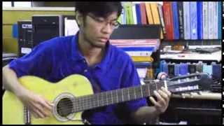 (Vina Panduwinata) Cinta - Guitar Cover