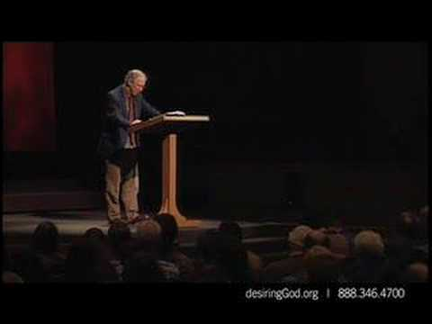 John Piper - A Problem with Christians in Evangelicalism
