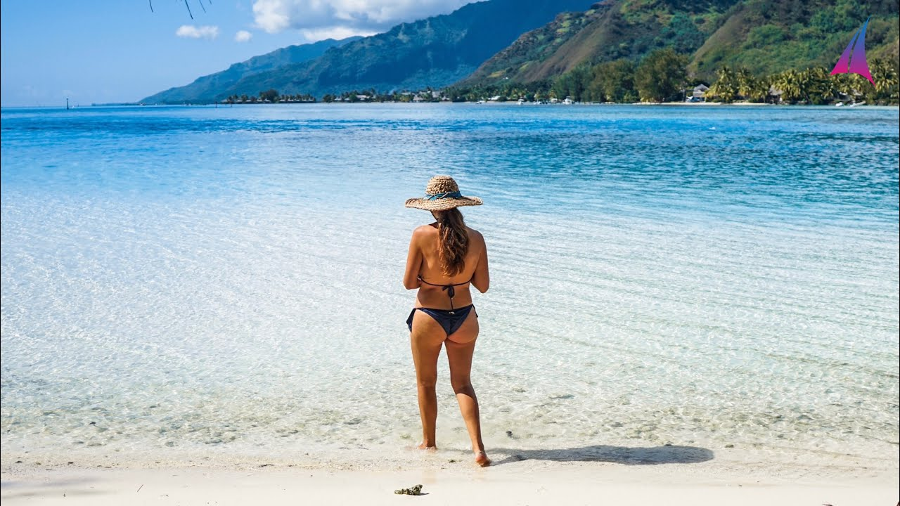 Living in a South Pacific Island - Unforgettable Sailing