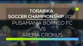 Video Gol Pertandingan Pusamania Borneo FC vs Arema FC