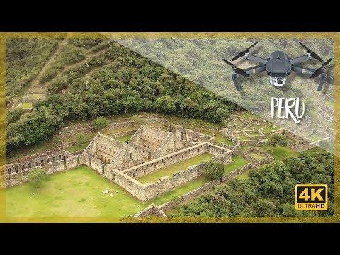 AMAZING DRONE VIDEO Peru in 4K !!!