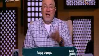 بالفيديو.. «الجندي»: «الشعب المصري مش محتاج حد يحميه»