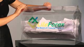 The winner of the 1st stage of LiteForex contest