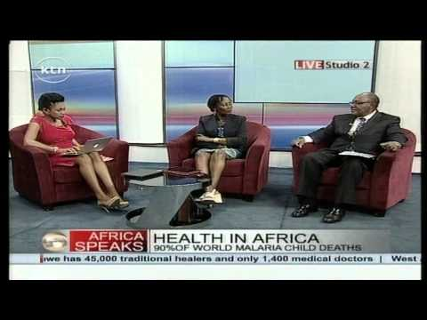 Africa Speaks [6th August 2014]: Health in Africa