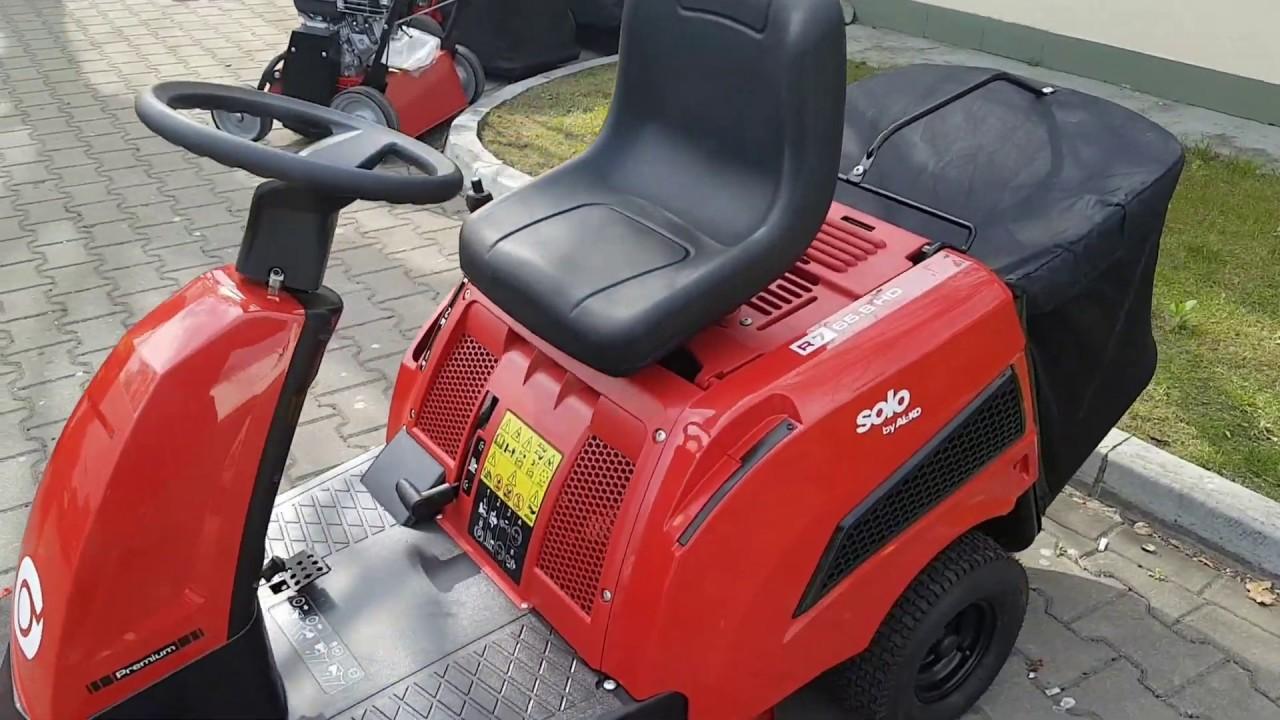 Szybki Test Mini-traktorka: Solo by Al-ko R-7 65.8 HD