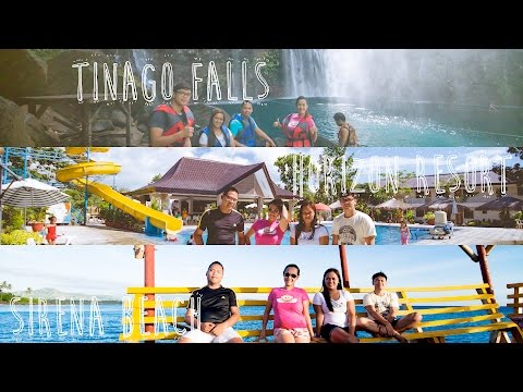 Tinago Falls | Horizon Resort | Sirena Beach 2015