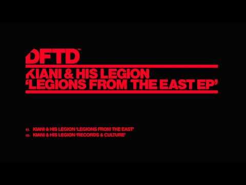 Kiani & His Legion 'Legions From The East'