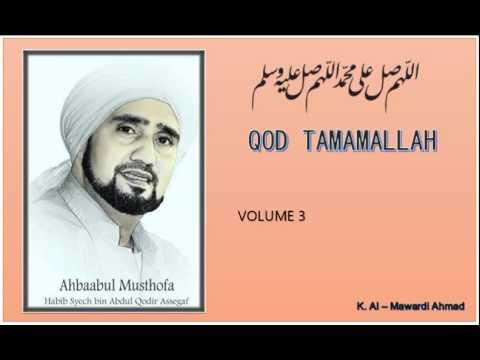 Habib Syech : Qod Tamamallah - vol3