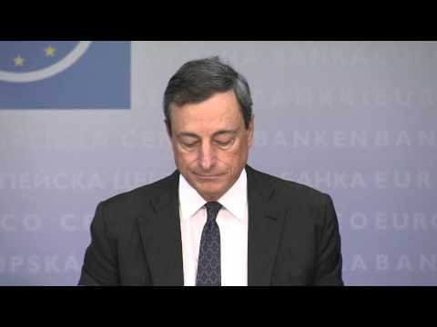 ECB Press Conference - 1 August 2013