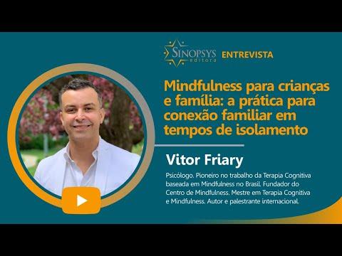 Mindfulness para crianças e família: a prática para conexão familiar em tempos de isolamento  | Sinopsys Entrevista #16